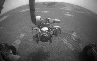 Opportunity: Nasa rover breaks Mars planet probe record (Робот-вездеход НАСА «Оппортьюнити» побил рекорд других Марсоходов)