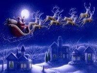 Рождественская история на английском языке