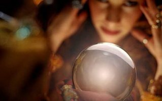 crystal ball хрустальный шар