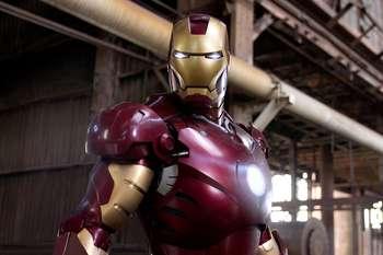 Iron man, железный человек, английский язык