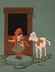 Мэри и барашек