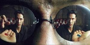 Отрывок из фильма Матрица на английском языке