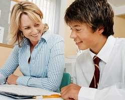 tutor student, преподаватель и ученик
