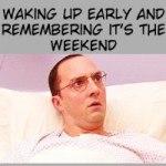 Как вы проводите выходные?