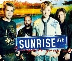 """Lyrics: Sunrise Avenue """"Fairytale Gone Bad"""" – Перевод песни: Улица Восходящего солнца """"Волшебная сказка испортилась"""""""